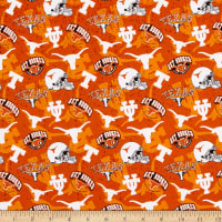 NCAA Texas Longhorns 1178 Tone on Tone Orange/Black/White