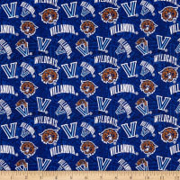 NCAA- Villanova 1178 Tone on Tone Blue/White/Orange