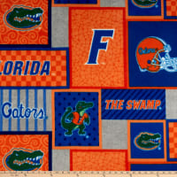 NCAA Florida Patch Fleece
