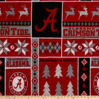 NCAA-Alabama 1182 Ugly Sweater Fleece