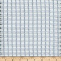 "Rockland 110"" Drapery Netting Silver"