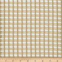 "Rockland 110"" Drapery Netting Gold"