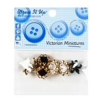 Victorian Miniatures Button Pack