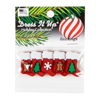 Stockings Button Pack 5pcs
