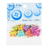 Butterfly Button Pack