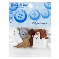 Puppy Parade Button Pack