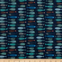 STOF France Aquatique Fish Blue