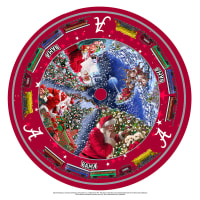 NCAA- University of Alabama Christmas Tree Skirt