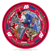 NCAA- University of Wisconsin Christmas Tree Skirt