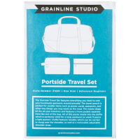 Grainline Studio Portside Travel Set