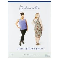 Cashmerette Patterns Webster Top