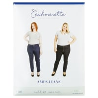 Cashmerette Patterns Ames Jeans