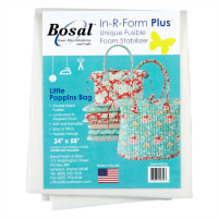 "Bosal In-R-Form Double Sided Fusible 58"" Foam Stabilizer"