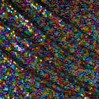 Square Dazzle Sequins Multi