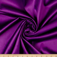 Stretch L'Amour Satin Purple