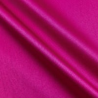 Stretch L'Amour Satin Raspberry