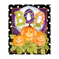 Springs Creative Happy Haunting Panel Multi