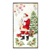 """Wilmington The Joy of Giving Large 24"""" Panel Multi"""