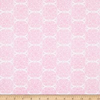 Riley Blake Fruitful Pleasures Damask Pink