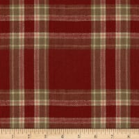 Splendid Home Dayton 100% Linen Red