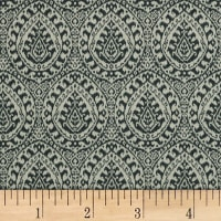 Splendid Home Anika Jacquard Black/White