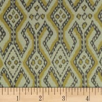 Splendid Home Neville Jacquard Yellow