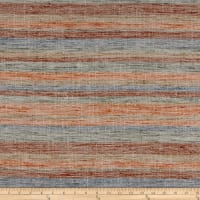 Novogratz Faded Stripe Spice