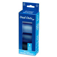 Coats & Clark Dual Duty 4 Spool Box Assortment - Blues