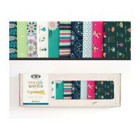 Art Gallery Color Master Mister Domestic Edition No.1 Fat Quarters 10 Pcs