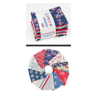 Art Gallery Half Yard Bundles 10 Pcs Americana