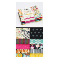 Art Gallery Curated Bundles Designers Palette Bundle Pat Bravo Edition No.1 - Fat Quarter Bundle