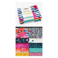 Art Gallery Curated Bundles Designers Palette Bundle Katarina Roccella Edition No.1 - Fat Quarter Bundle