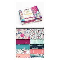 Art Gallery Color Master Designers Palette Fat Quarter Bundles 10 Pcs Maureen Cracknell Edition No.1