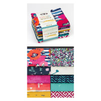 Art Gallery Curated Bundles Designers Palette  Bundle Katarina Roccella Edition No.1 - Half Yard Bundle