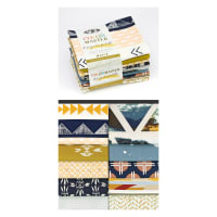 Art Gallery Color Master Designers Palette Half Yard Bundles 10 Pcs April Rhodes Edition No.1