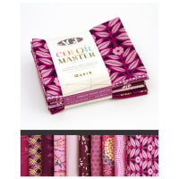 Art Gallery Curated Bundles Color Master ..No.1 Vibrant Violet Edition - Fat Quarter Bundle
