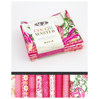 Art Gallery Curated Bundles Color Master Bundle No.2 Life is Pink Edition - Fat Quarter Bundle