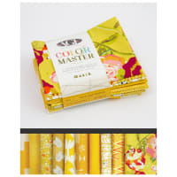 Art Gallery Curated Bundles Color Master Bundle..No.5 Gold Leaf Edition - Fat Quarter Bundle