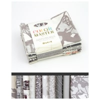 Art Gallery Curated Bundles Color Master Bundle..No.11 Clean Slate Edition - Fat Quarter Bundle