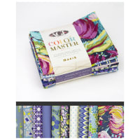 Art Gallery Curated Bundles Color Master Bundle No.14 Sapphire Shine Edition - Fat Quarter Bundle
