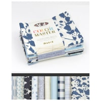Art Gallery Color Master Fat Quarter Bundles 10 Pcs No.15 Cloud & Sky Edition