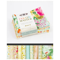 Art Gallery Color Master Fat Quarter Bundles 10 Pcs No.16 Gentle Spring Edition