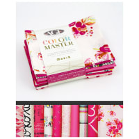 Art Gallery Color Master Fat Quarter Bundles 10 Pcs No.18 Berry Valentine Edition