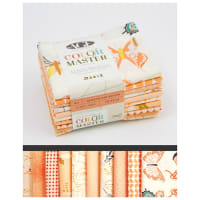 Art Gallery Curated Bundles Color Master Bundle..No.4 Quite PeacHalf Yard Bundle Edition - Half Yard Bundle