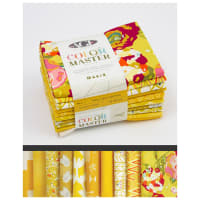 Art Gallery Curated Bundles Color Master Bundle No.5 Gold Leaf Edition - Half Yard Bundle