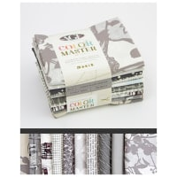 Art Gallery Curated Bundles Color Master Bundle..No.11 Clean Slate Edition - Half Yard Bundle