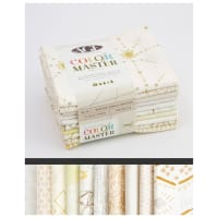 Art Gallery Curated Bundles Color Master Bundle..No.12 Winter Wheat Edition - Half Yard Bundle