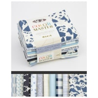 Art Gallery Curated Bundles Color Master Bundle..No.15 Cloud & Sky Edition - Half Yard Bundle