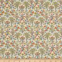 Liberty Fabrics Tana Lawn Devon Dance Purple