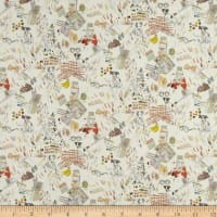Liberty Fabrics Tana Lawn Studio Brown